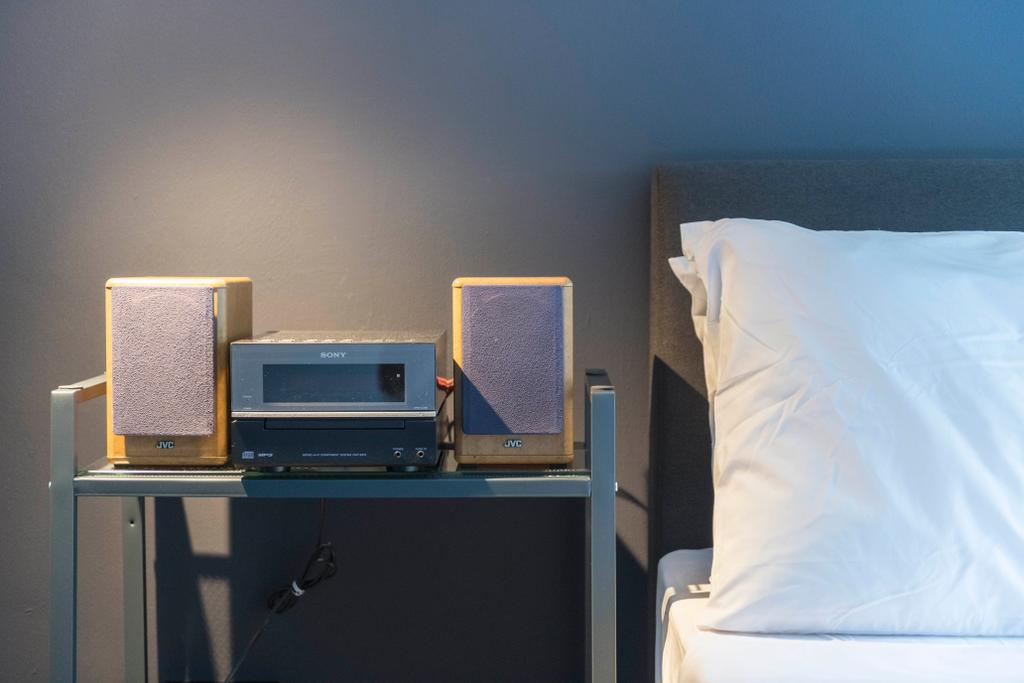 Contemporary, HDB, Bedroom, Tampines Street 22, Interior Designer, M3 Studio