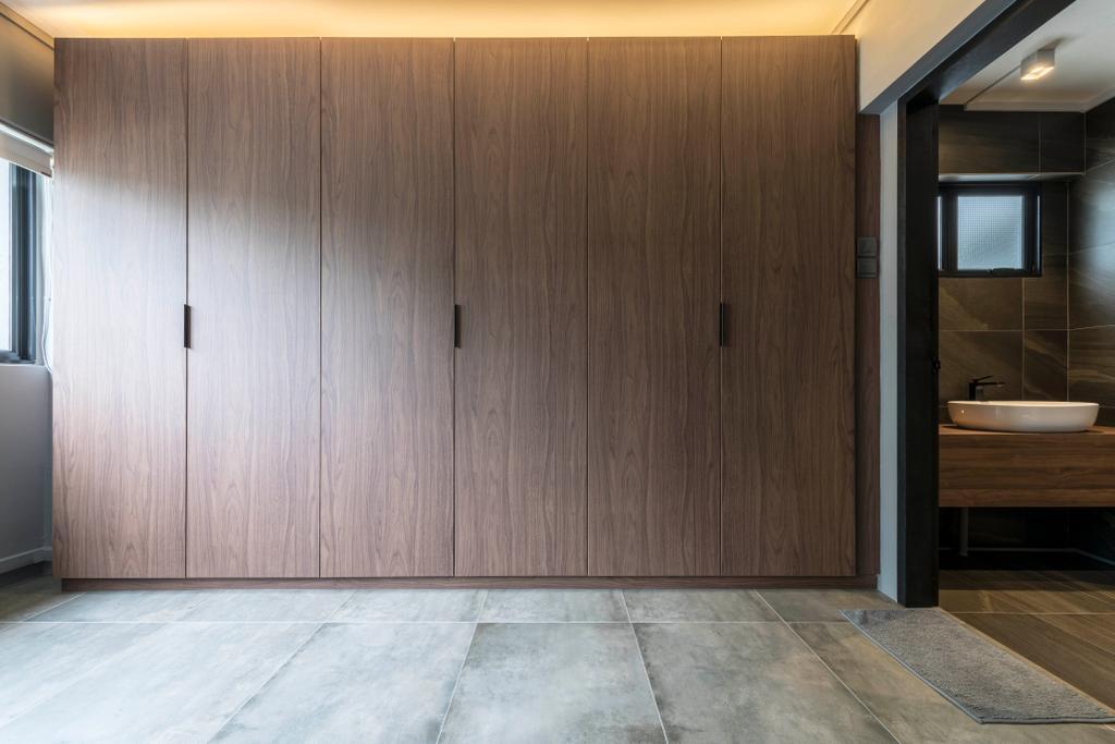 Contemporary, HDB, Tampines Street 22, Interior Designer, M3 Studio