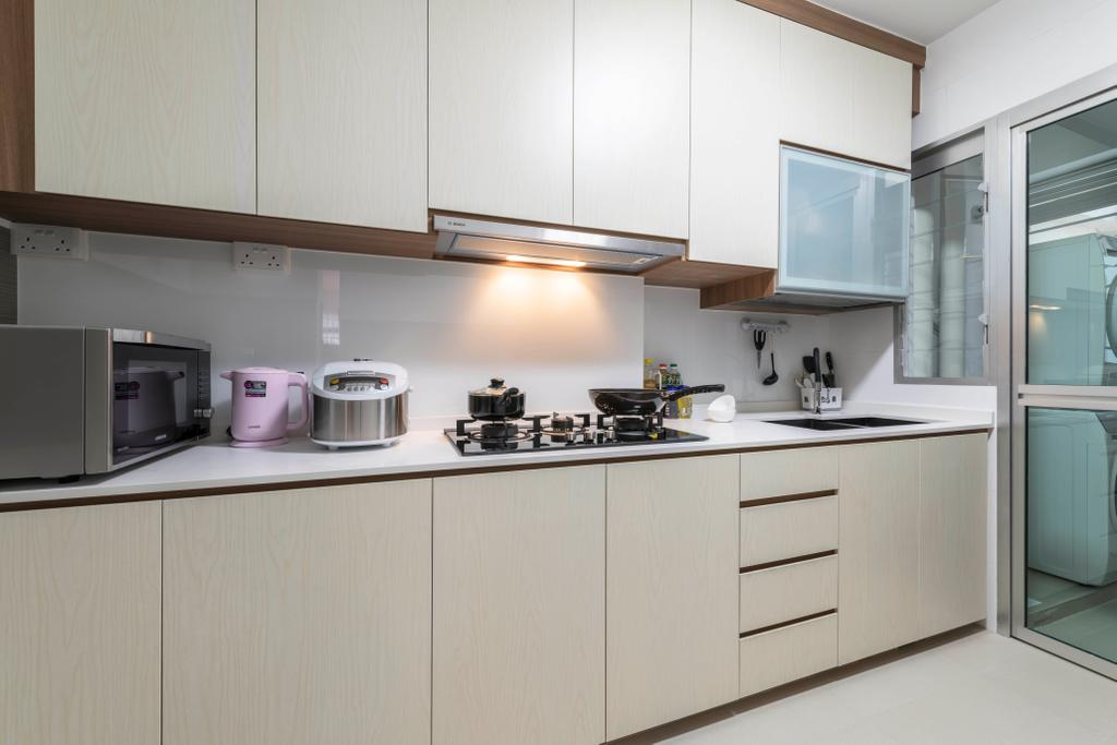Modern, HDB, Kitchen, Bukit Batok Avenue 9, Interior Designer, DS 2000 Interior & Design