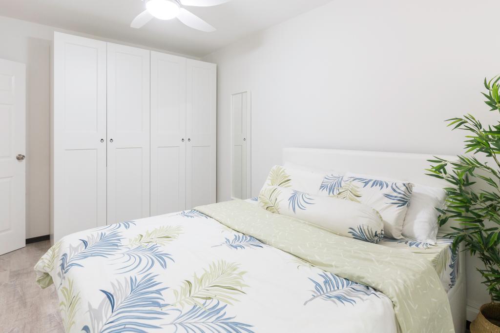 Modern, HDB, Bedroom, Woodlands Street 31, Interior Designer, VNA Design