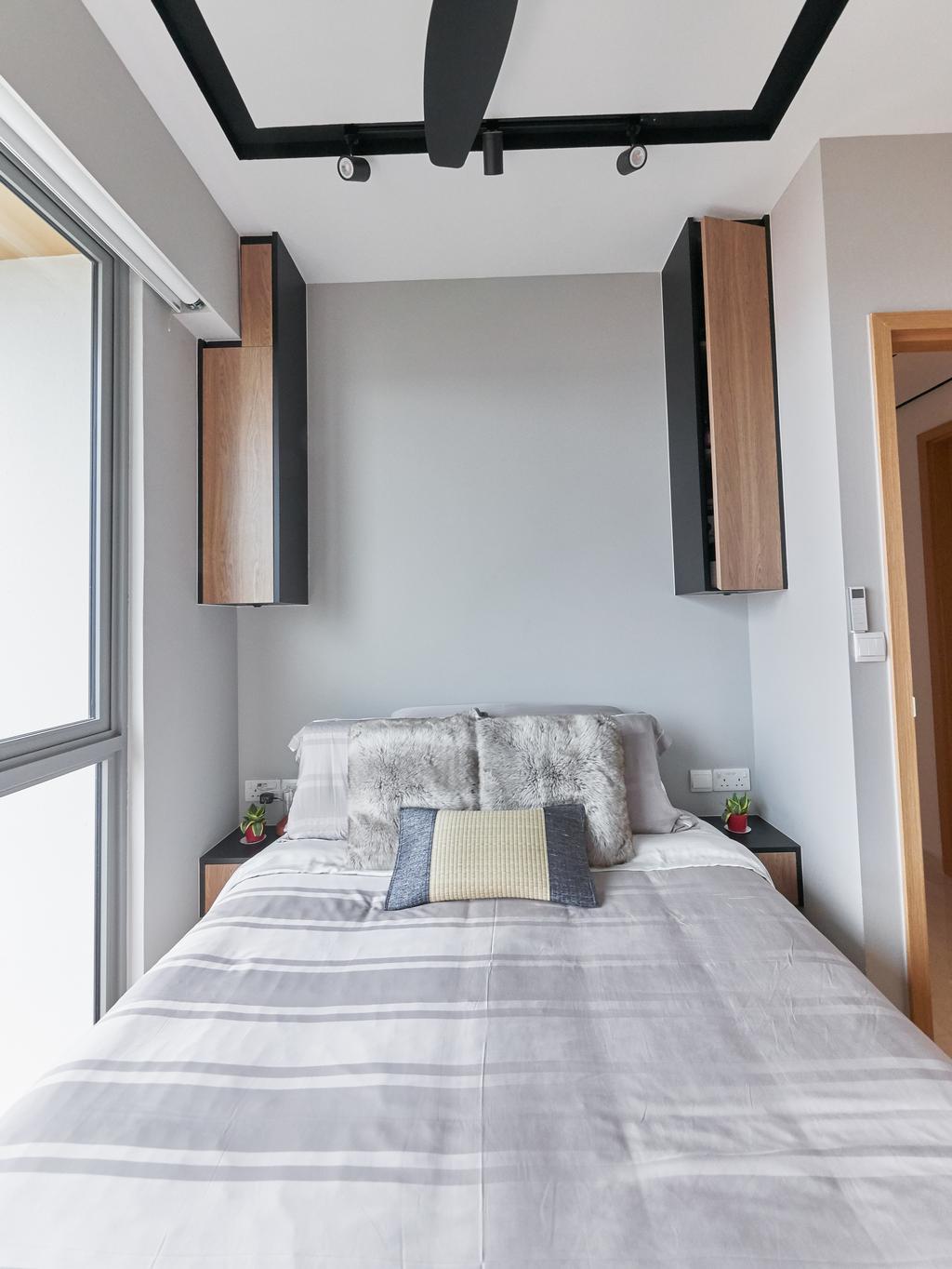 Contemporary, Condo, Bedroom, The Glades, Interior Designer, Space Atelier