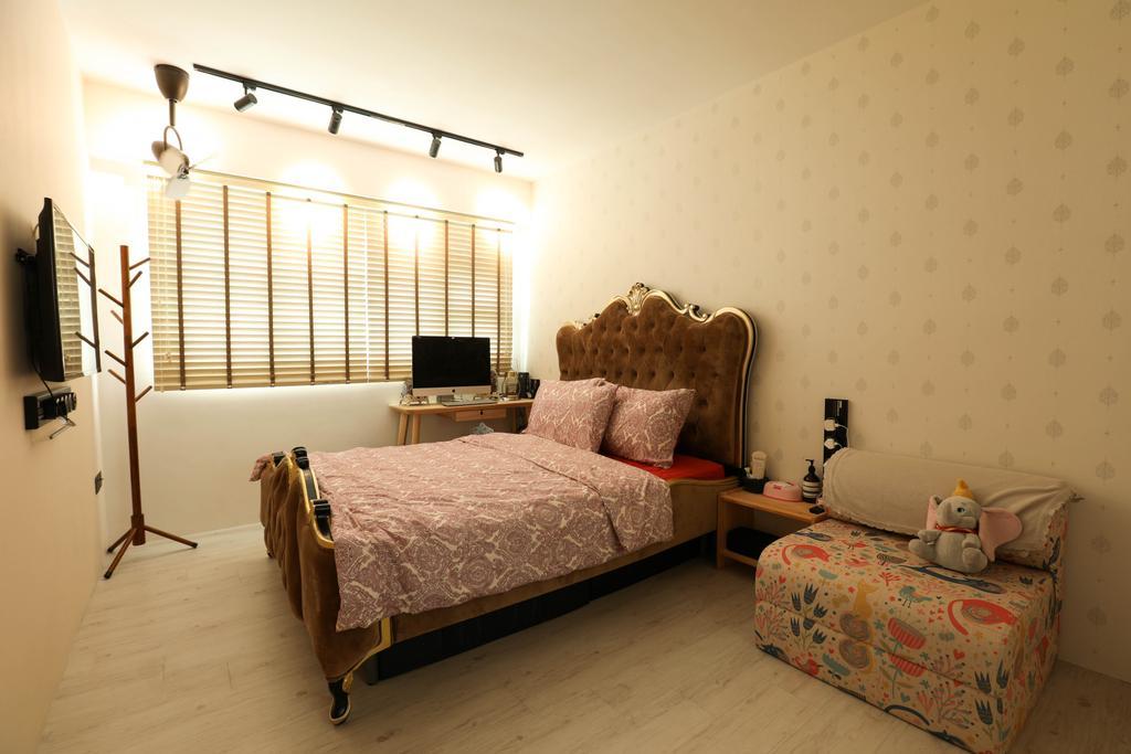 HDB, Bedroom, Boon Lay, Interior Designer, Apartment