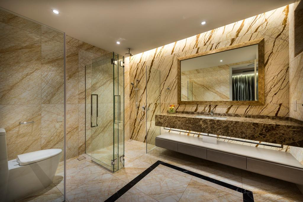 Contemporary, Condo, Bathroom, Costa Rhu, Interior Designer, Image Creative Design