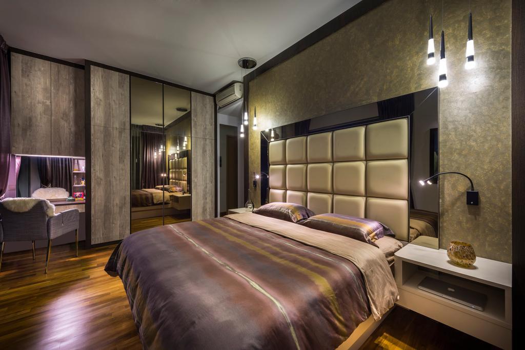 Contemporary, Condo, Bedroom, Rivergate, Interior Designer, Image Creative Design