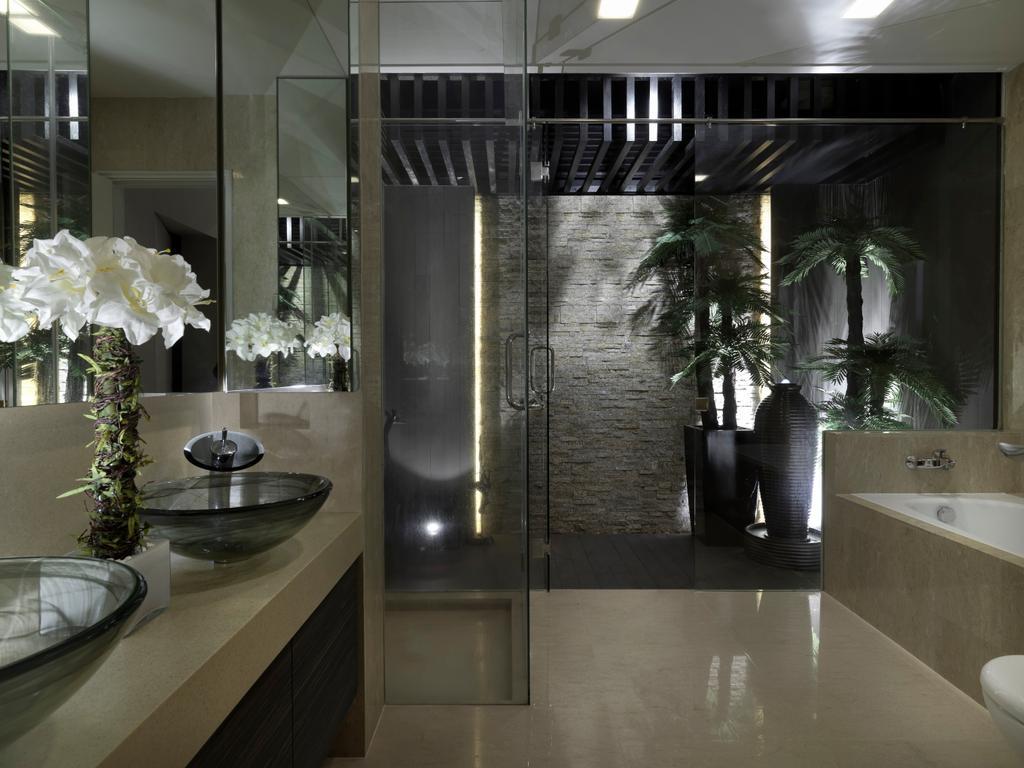 Modern, Landed, Spring Side, Interior Designer, Image Creative Design