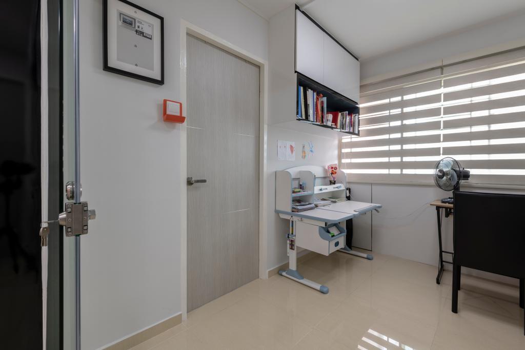 Contemporary, Condo, Study, Bukit Merah, Interior Designer, Visionary Interior