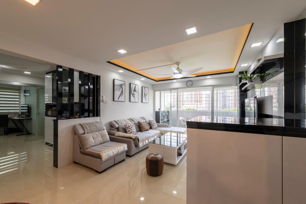 Contemporary, Condo, Bukit Merah, Interior Designer, Visionary Interior