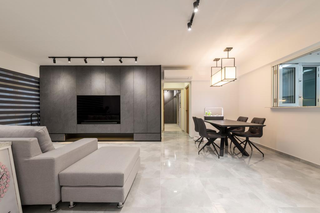 Modern, Condo, Bukit Batok, Interior Designer, Visionary Interior