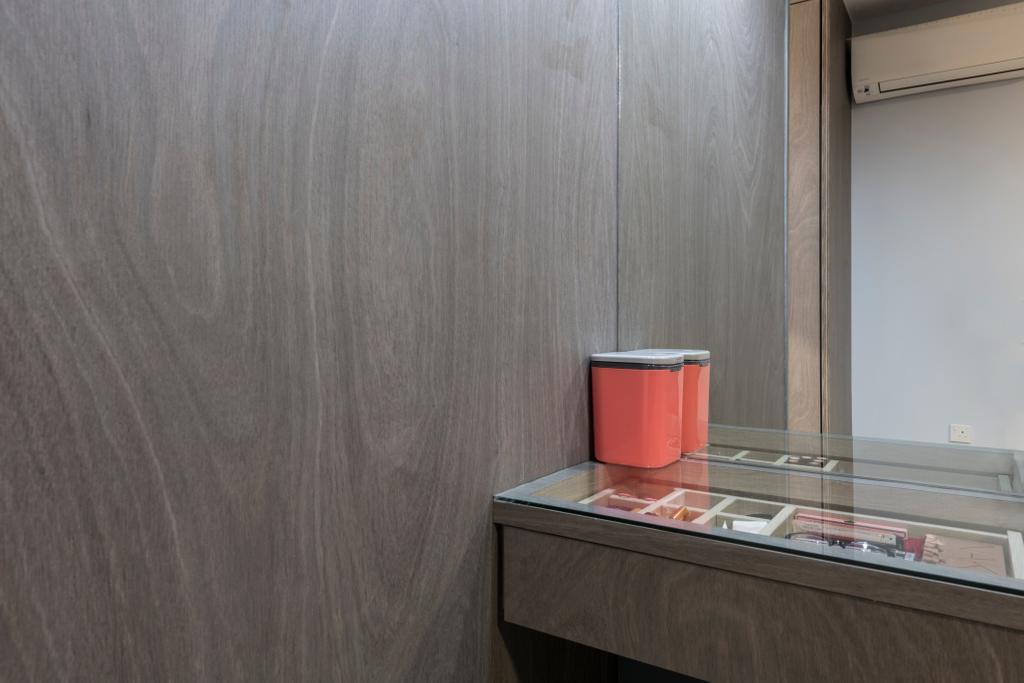 Modern, Condo, Bedroom, Bukit Batok, Interior Designer, Visionary Interior