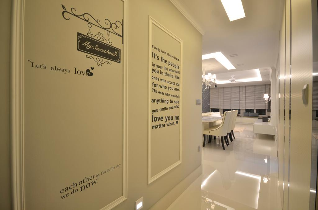 Contemporary, HDB, Fernvale Link, Interior Designer, Boxplan Design