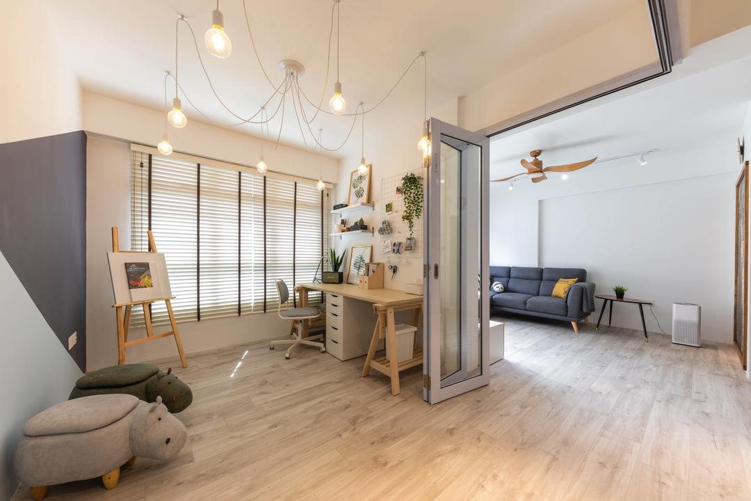 Sumang Walk Living Room Interior Design 5