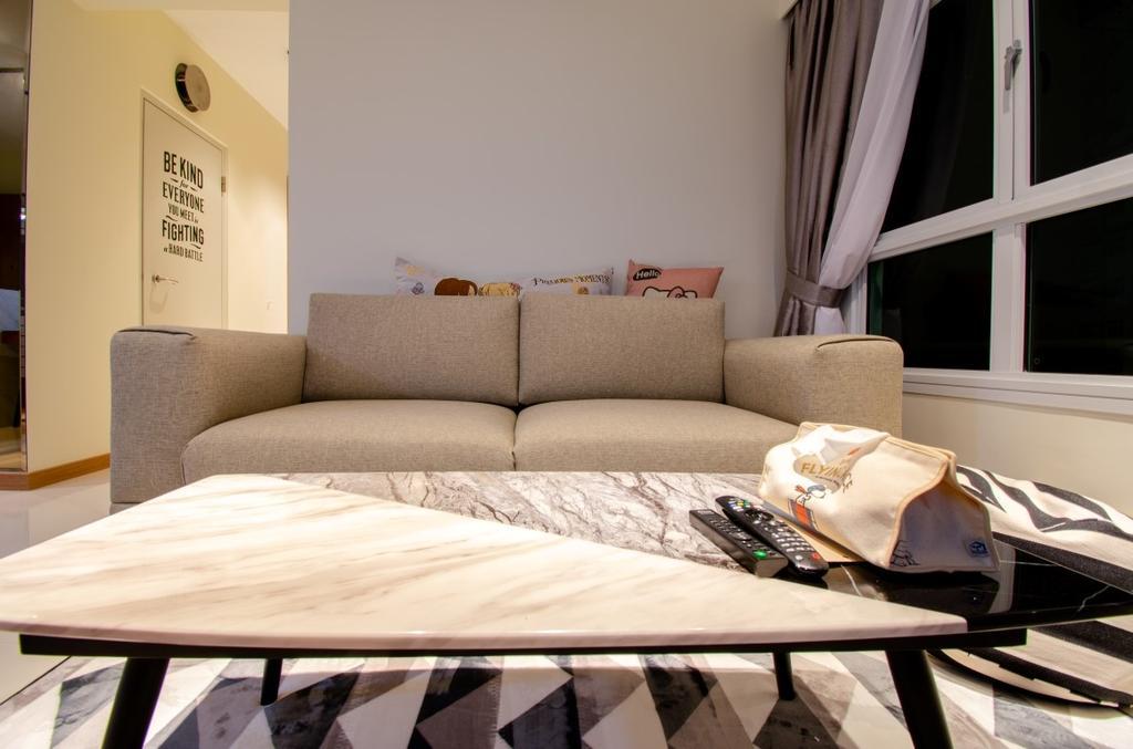 Modern, HDB, Living Room, Bukit Batok West Avenue 5, Interior Designer, Yang's Inspiration Design