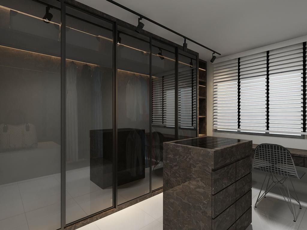 Modern, HDB, Bedroom, Bukit Batok West Avenue 5, Interior Designer, Yang's Inspiration Design