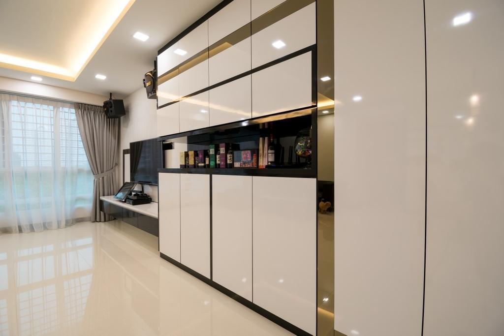 Modern, HDB, Bukit Batok West Avenue 6, Interior Designer, Yang's Inspiration Design
