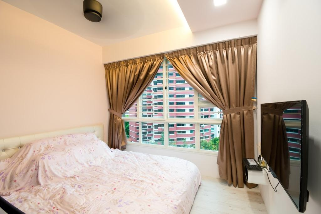 Modern, HDB, Bedroom, Bukit Batok West Avenue 6, Interior Designer, Yang's Inspiration Design