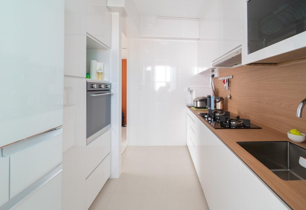 Modern, HDB, Kitchen, Henderson Road, Interior Designer, Yang's Inspiration Design