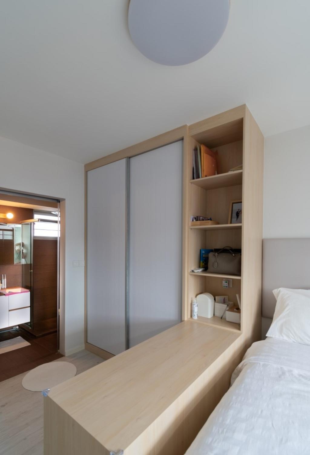 Modern, HDB, Bedroom, Henderson Road, Interior Designer, Yang's Inspiration Design
