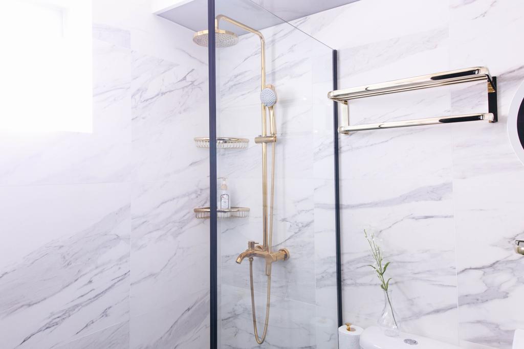 Contemporary, HDB, Bathroom, Telok Blangah Street 31, Interior Designer, The Scientist