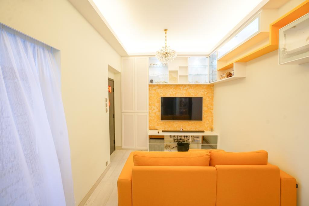 摩登, 私家樓, 客廳, 南豐新村, 室內設計師, Shine Interior Design