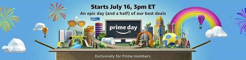 Amazon Prime Day 2018 Singapore