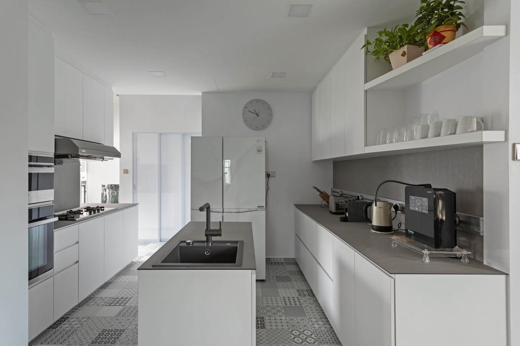 Contemporary, Condo, Kitchen, Cavendish Park, Interior Designer, Chapter One Interior Design