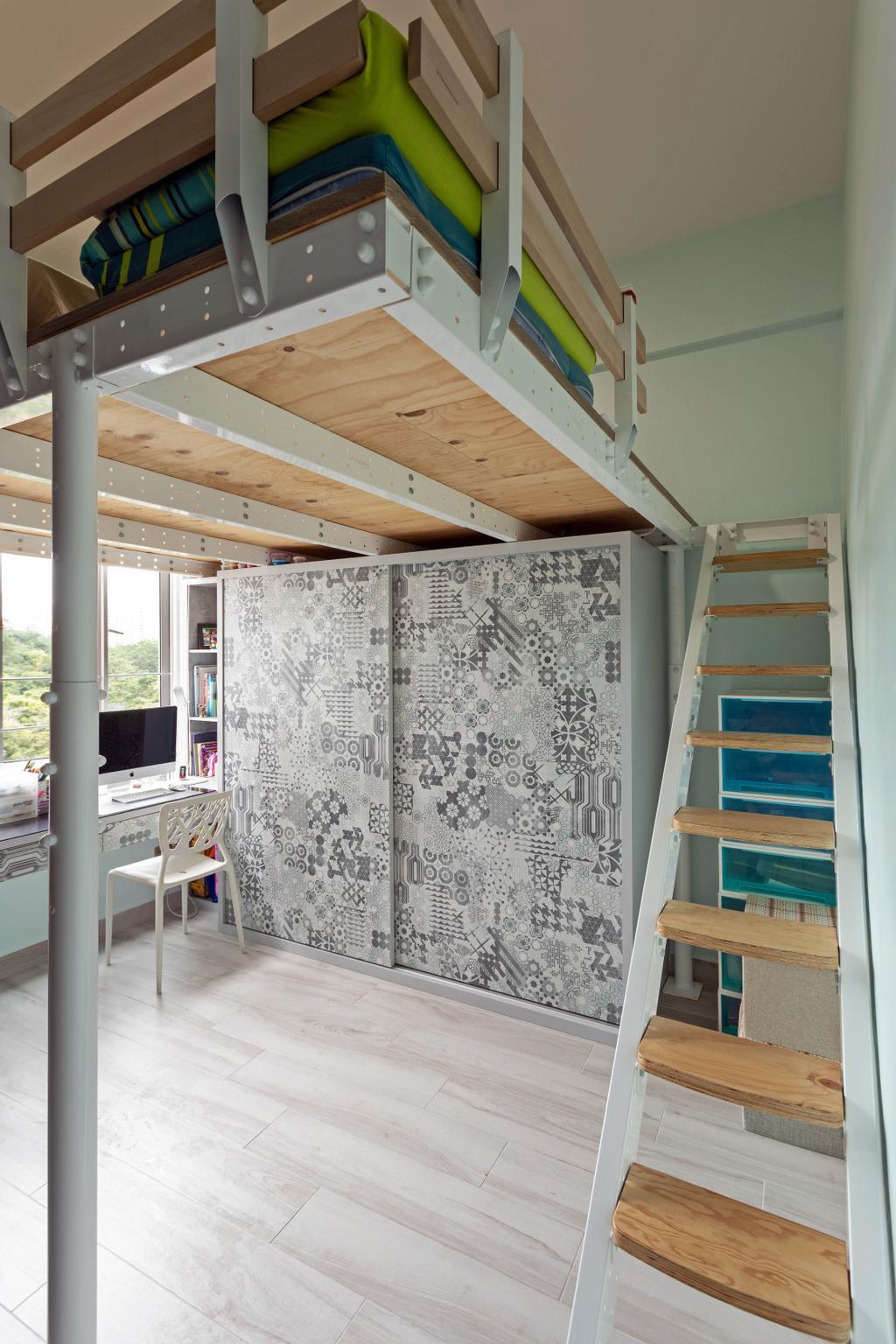 Contemporary, Condo, Study, Cavendish Park, Interior Designer, Chapter One Interior Design