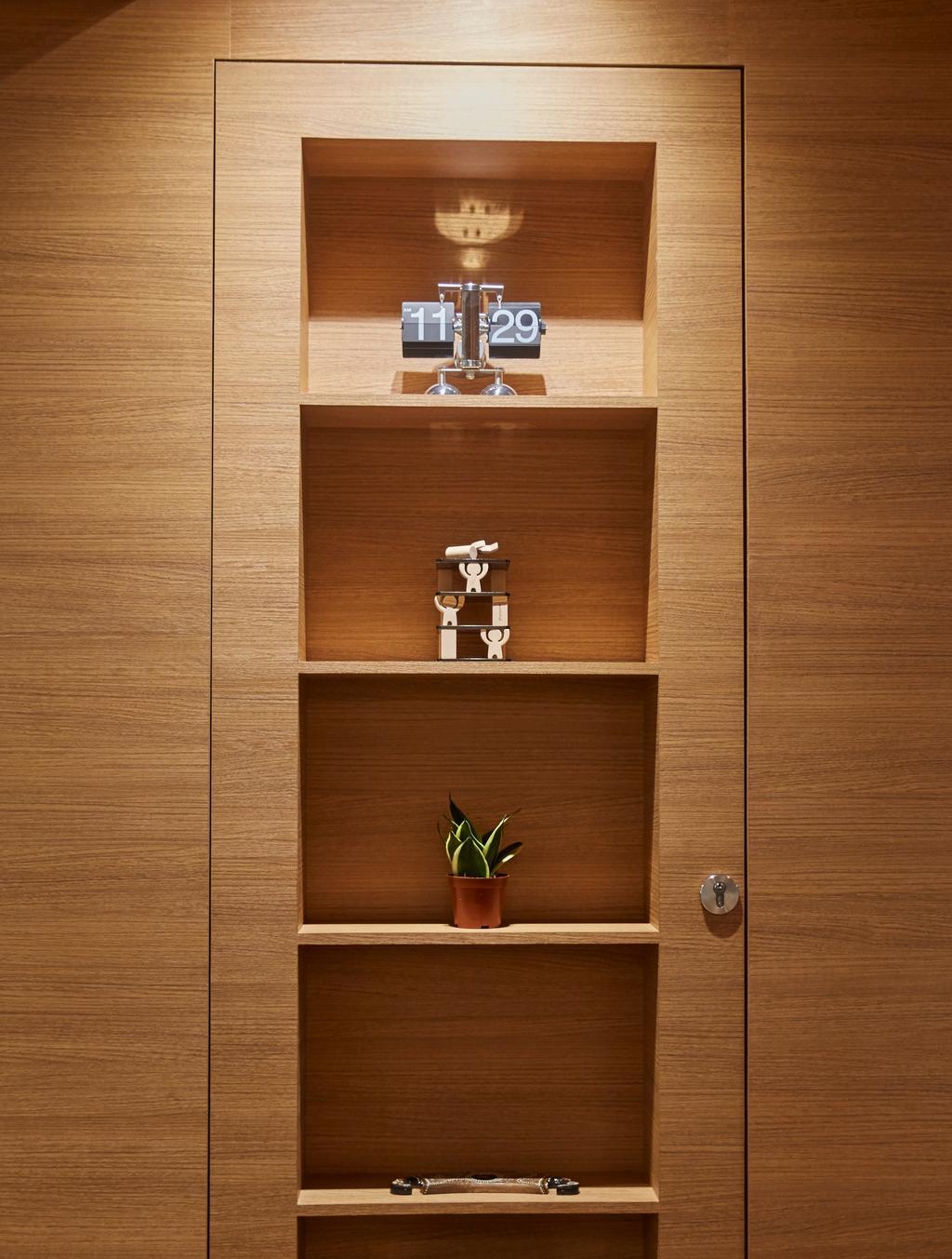 Contemporary, HDB, Living Room, Whampoa Drive, Interior Designer, i-Chapter