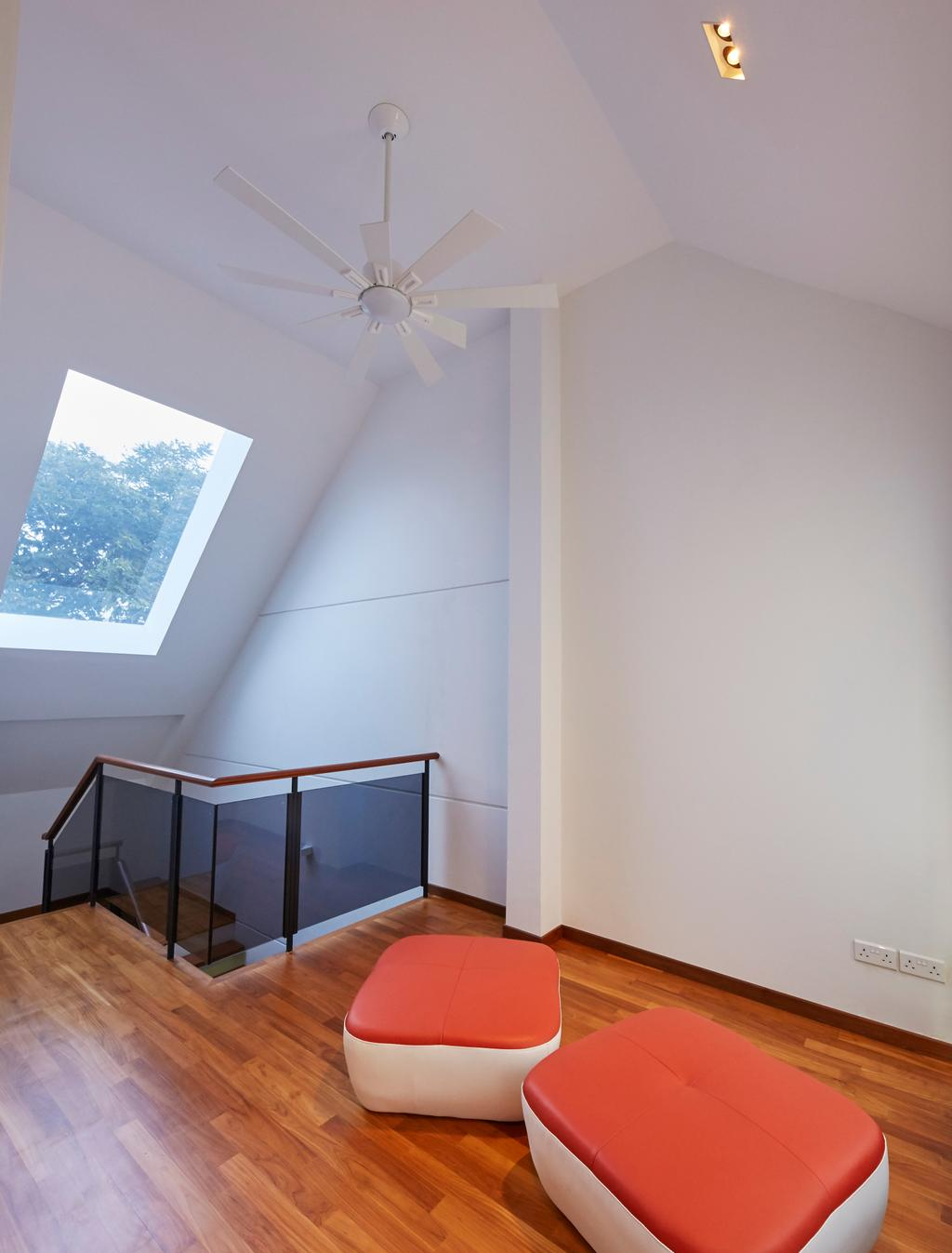 Contemporary, Landed, Jalan Limbok, Interior Designer, i-Chapter, Modern