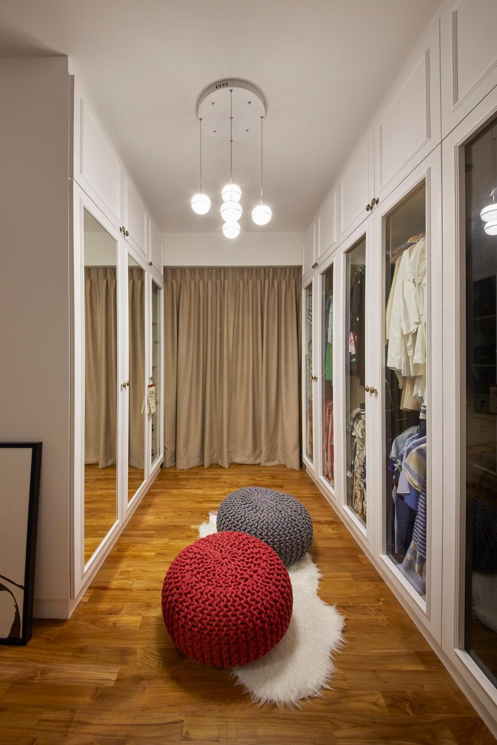 Scandinavian, HDB, Bedroom, Bukit Batok West Avenue 6, Interior Designer, i-Chapter