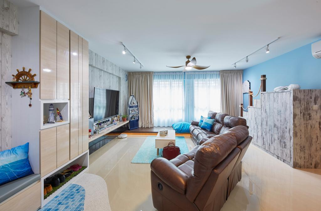 HDB, Boon Lay Ave, Interior Designer, i-Chapter
