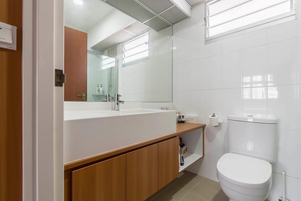 Contemporary, HDB, Bathroom, Canberra Crescent, Interior Designer, Style Living Interior