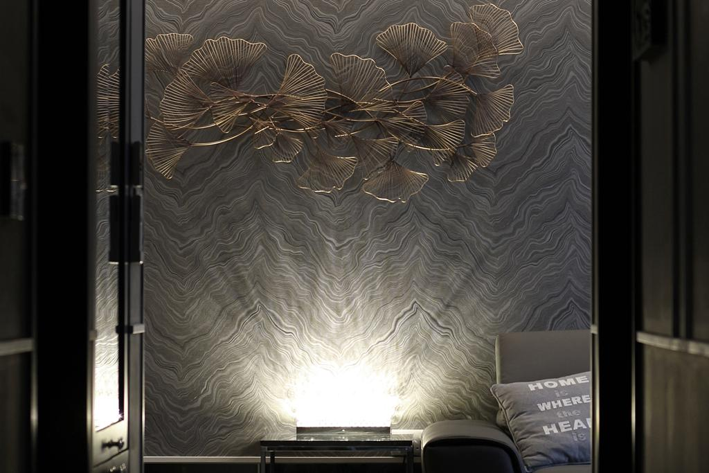 Modern, Condo, Living Room, The Brownstone, Interior Designer, Stylemyspace