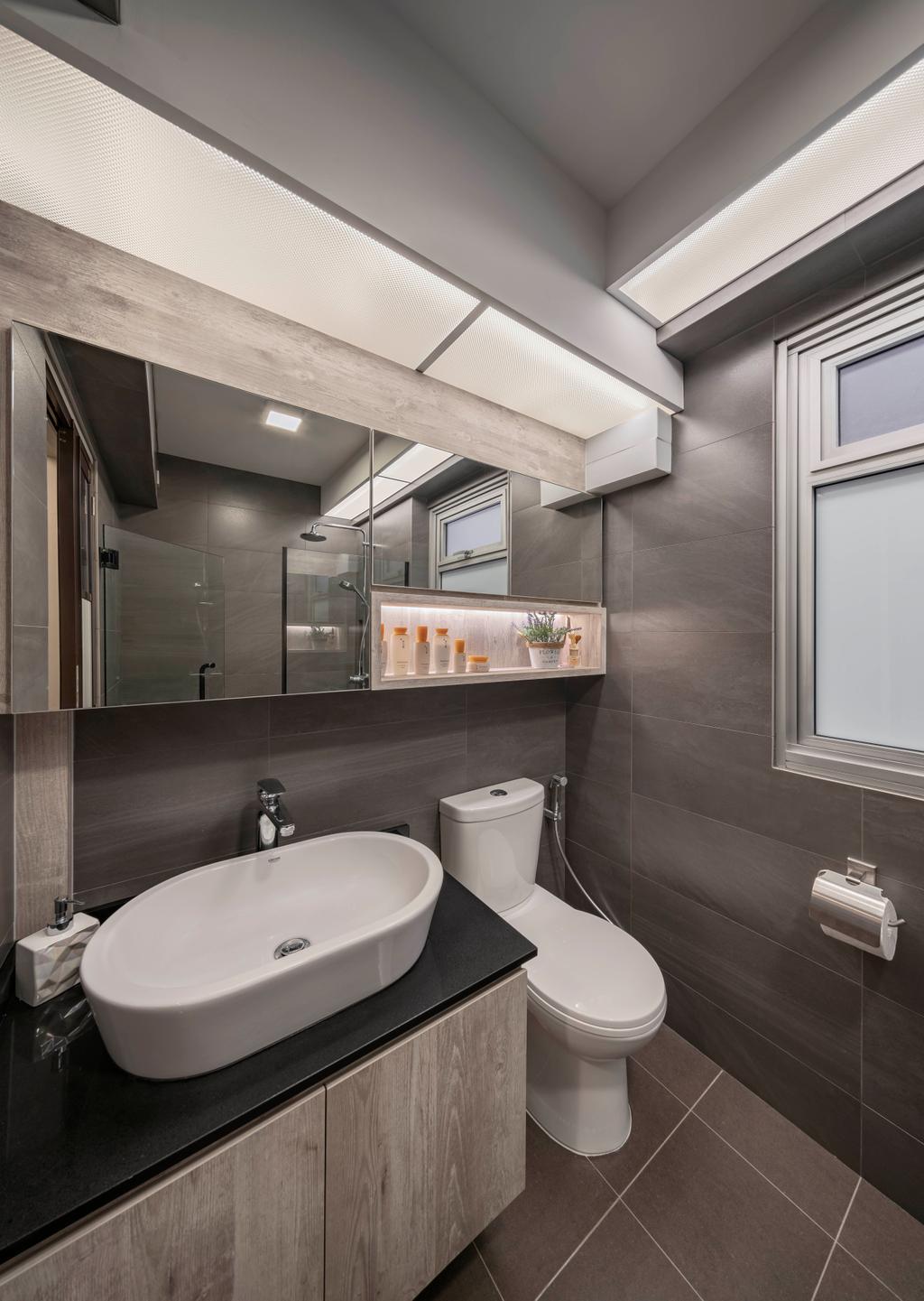 Contemporary, HDB, Bukit Batok Street 21, Interior Designer, Zenith Arc