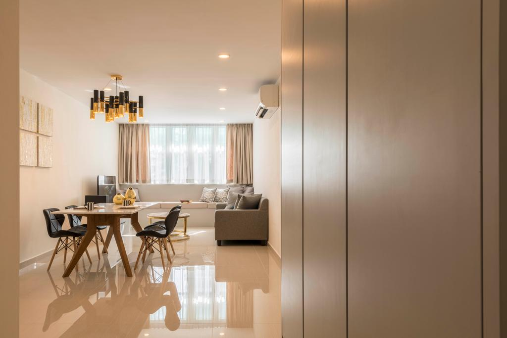 Contemporary, HDB, Toa Payoh Lorong 4, Interior Designer, DS 2000 Interior & Design