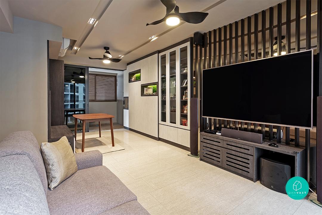 Condo renovation by Ascenders Design Studio