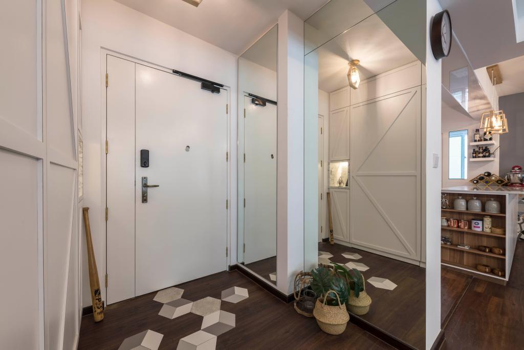 Contemporary, HDB, Canberra Street, Interior Designer, Control Space Design Studio