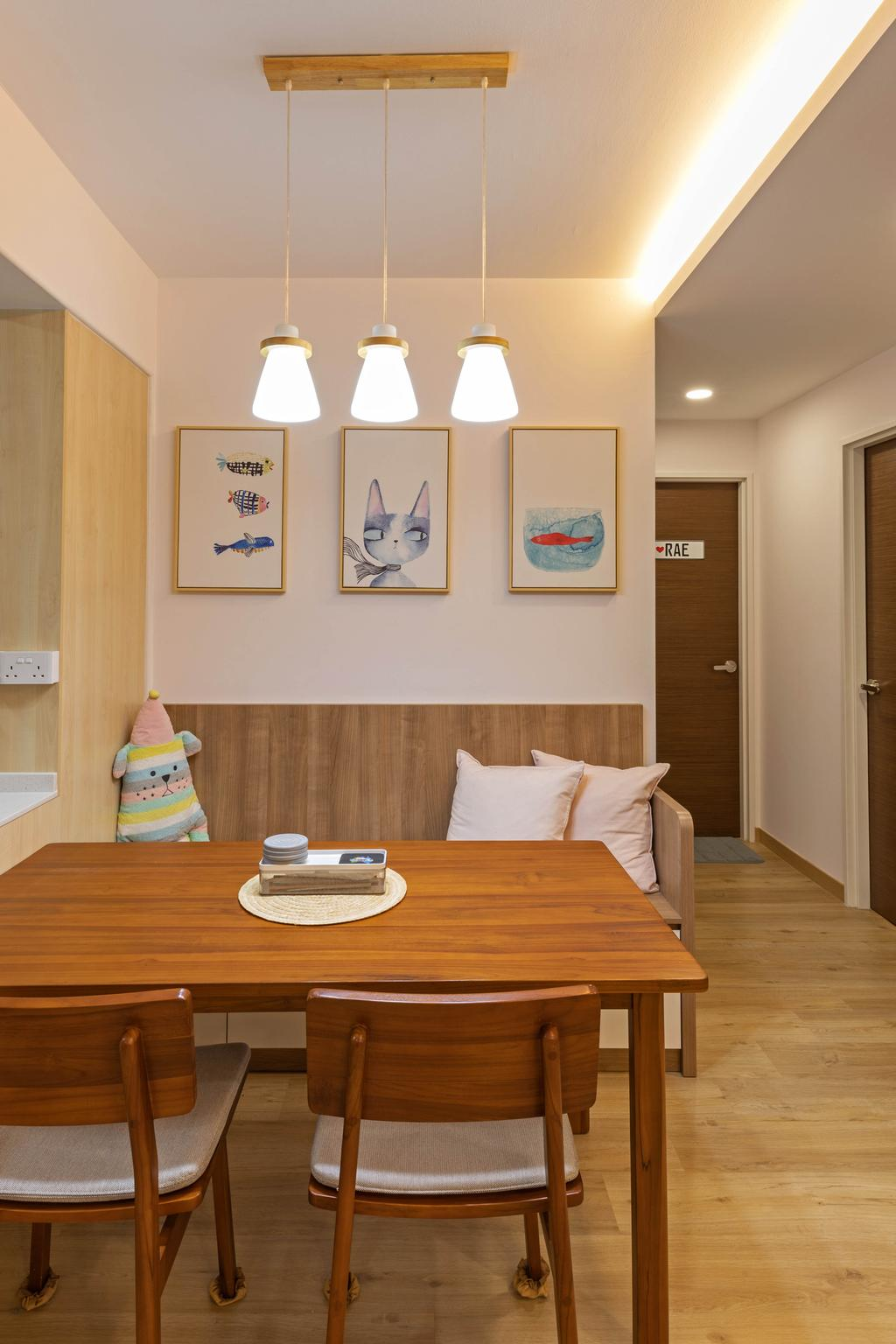 Punggol East by Space Atelier