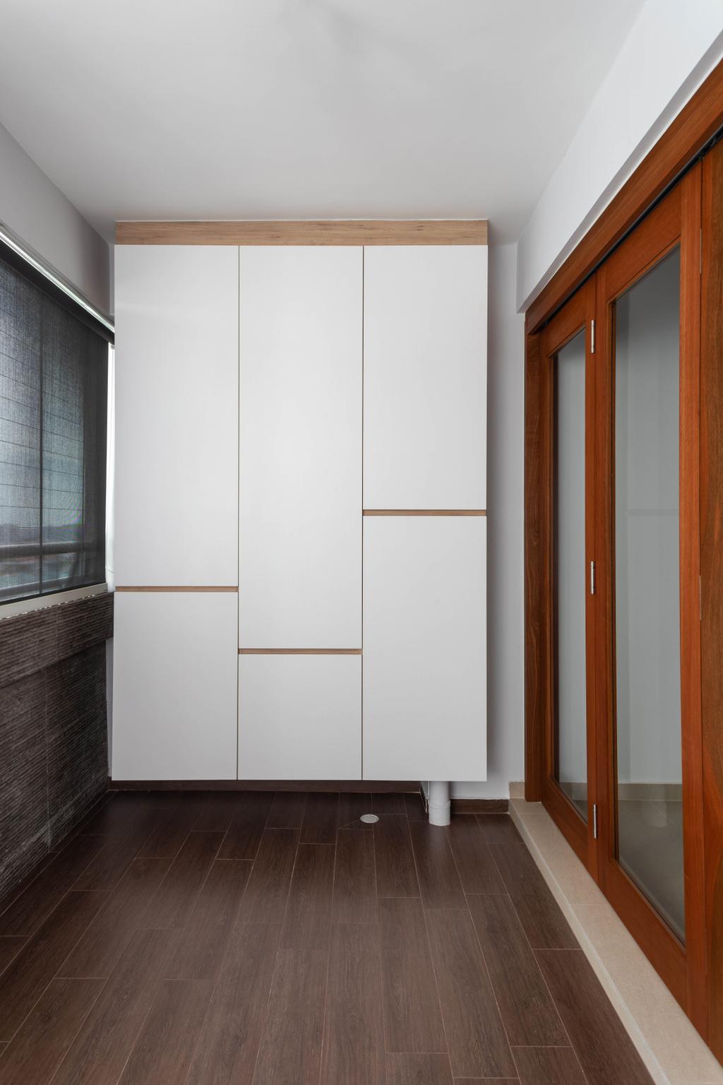 Contemporary, HDB, Serangoon Avenue 4, Interior Designer, Space Concepts Design
