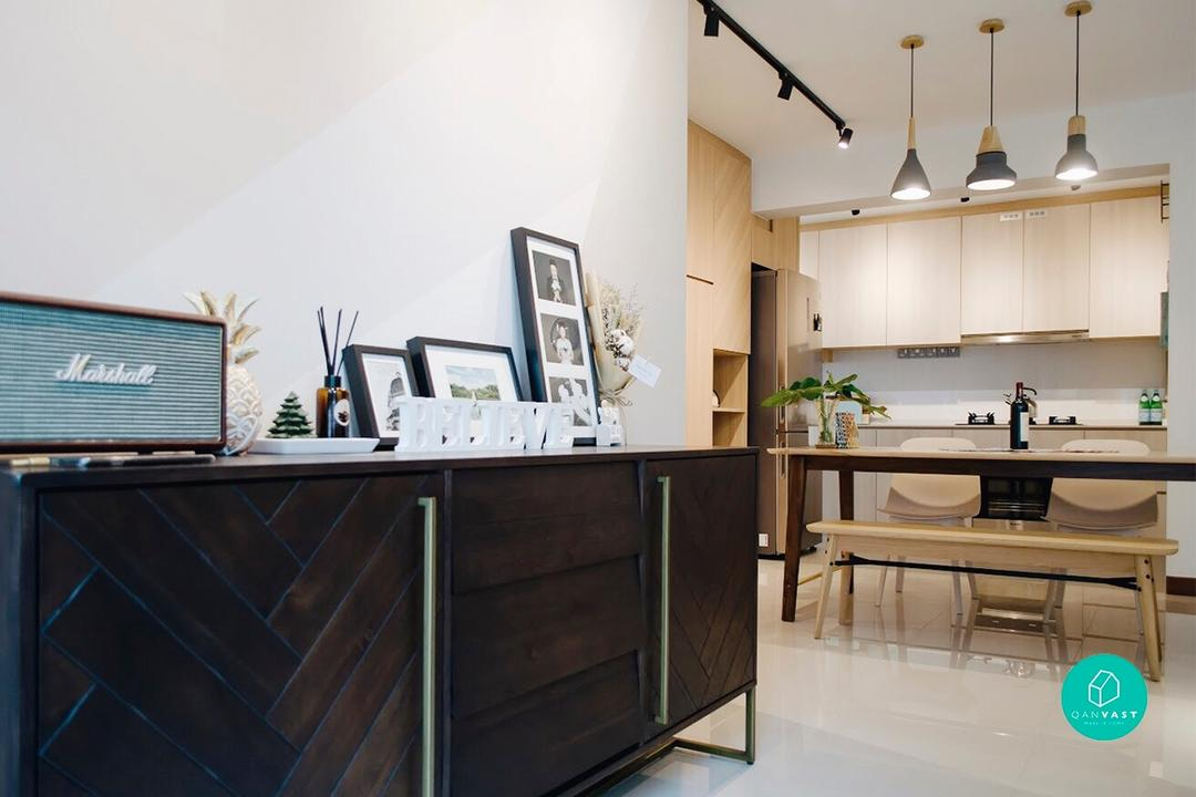 4-room HDB Renovation Under $40,000