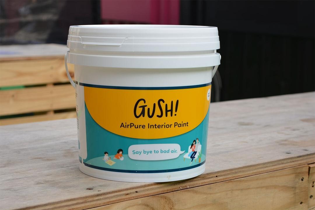 Gush Interior Paint Healthy Singapore