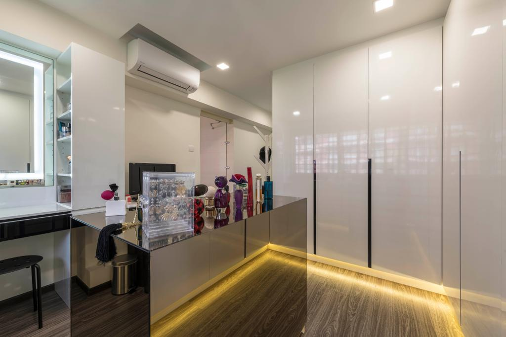 Contemporary, HDB, Pasir Ris Street 71, Interior Designer, Zenith Arc