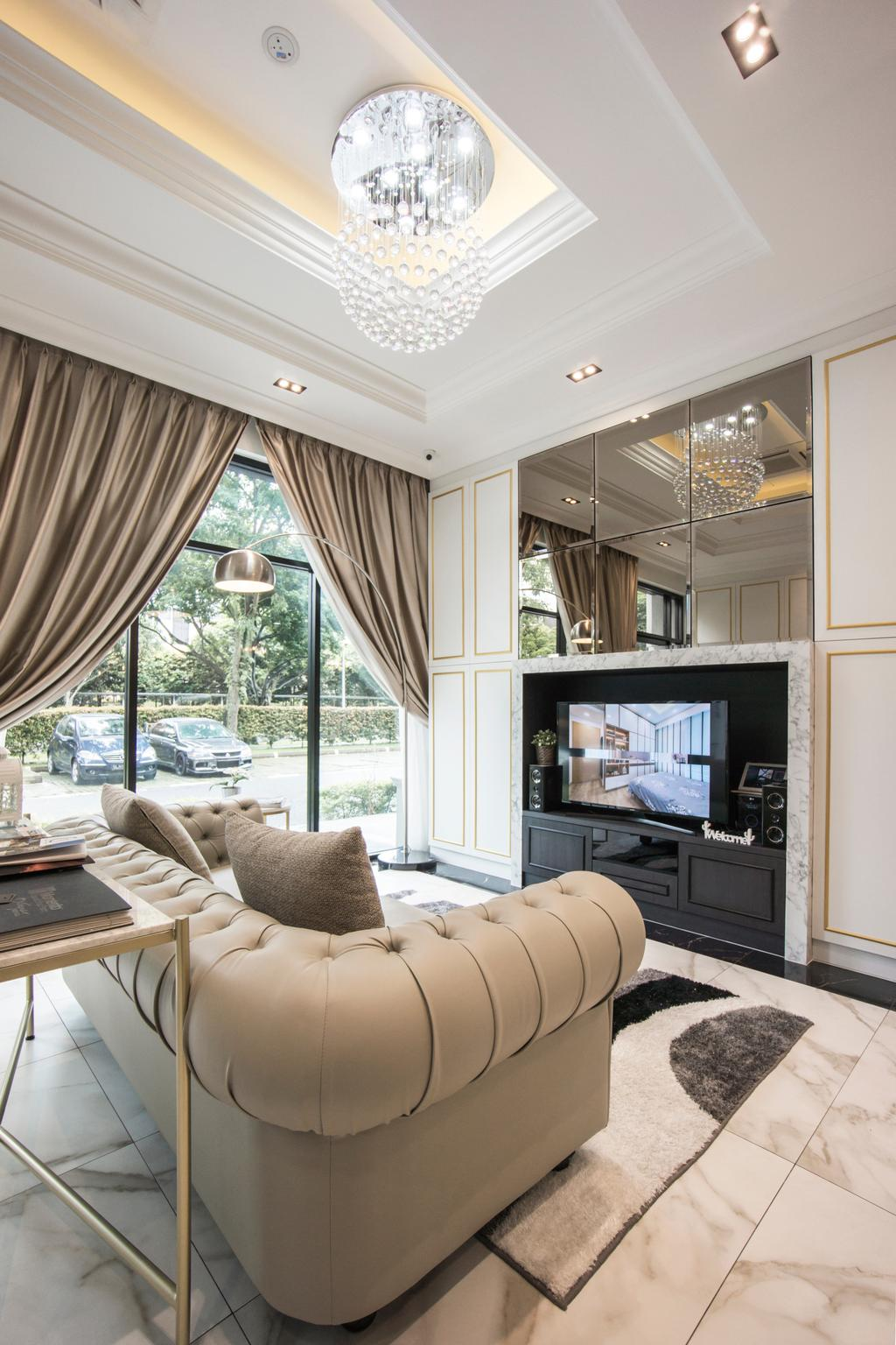 Sin Ming, Commercial, Interior Designer, Flo Design, Modern, Living Room