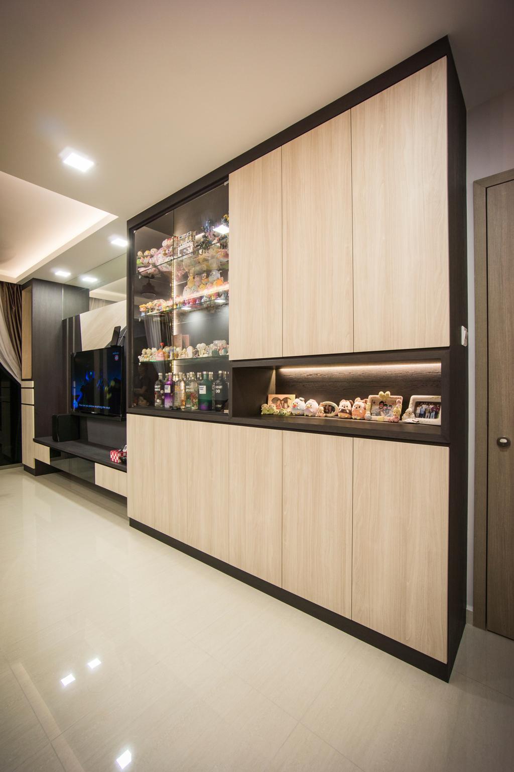 Contemporary, Condo, Living Room, Sol Acres, Interior Designer, Flo Design