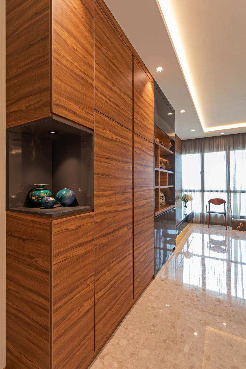 Contemporary, Condo, The Rivervale, Interior Designer, The Orange Cube