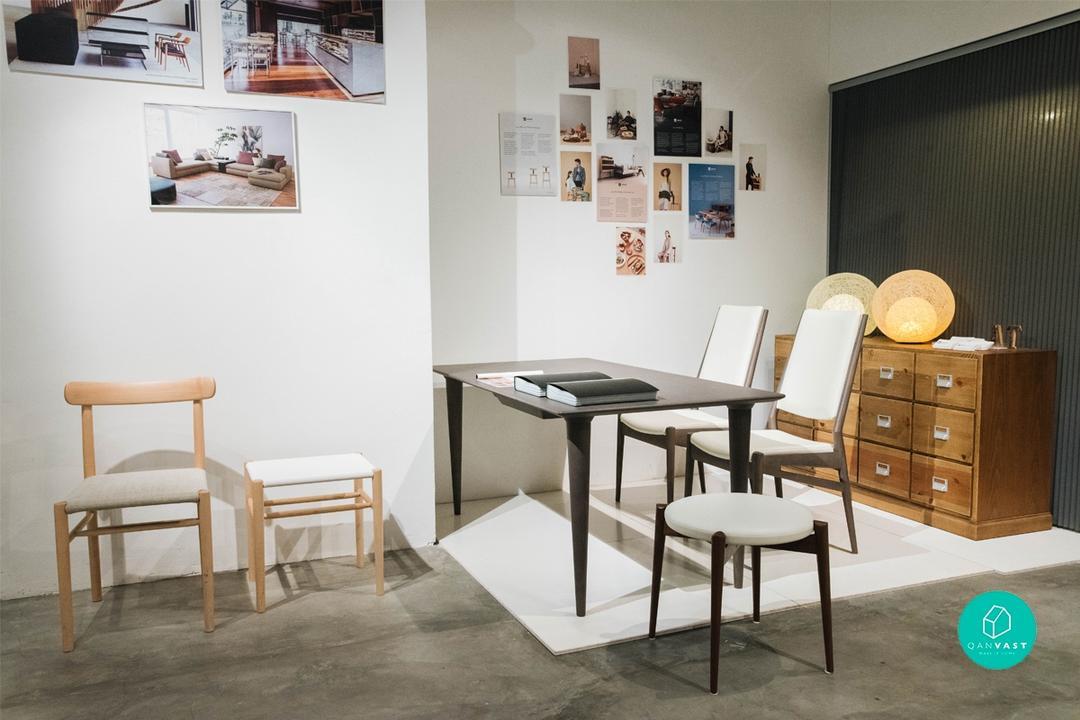 atomi ACTUS Hause furniture store