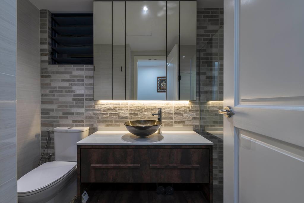 Modern, Condo, Water Place, Interior Designer, Project Guru