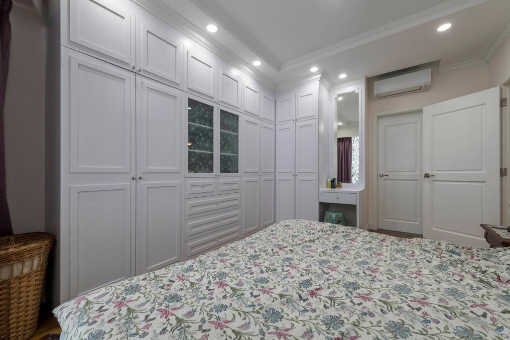 Modern, Condo, Bedroom, Water Place, Interior Designer, Project Guru