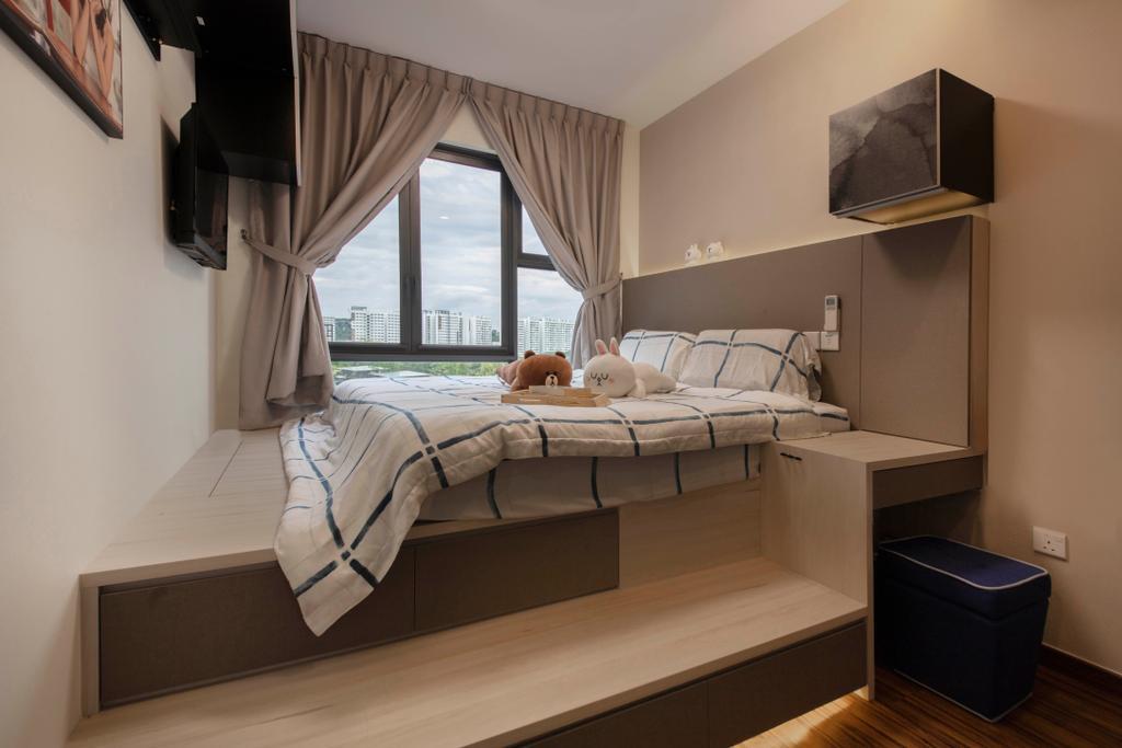 Contemporary, Condo, Bedroom, The Brownstone, Interior Designer, Starry Homestead