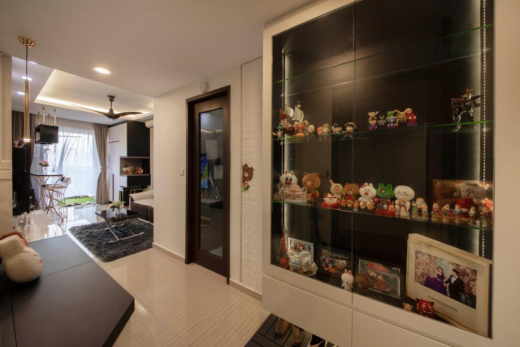 Contemporary, Condo, The Brownstone, Interior Designer, Starry Homestead