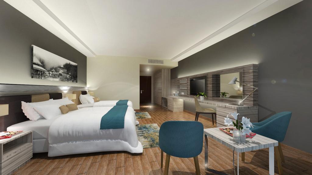 Klana Resort, Seremban, Commercial, Interior Designer, Azamhadi Interior Designer, Modern, Contemporary